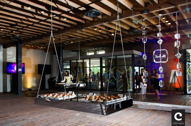 Hanging Tables