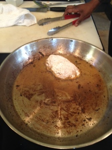 Lexy Iron Chef Pan