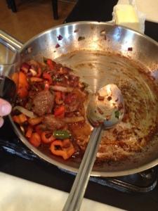 James Iron Chef Pan
